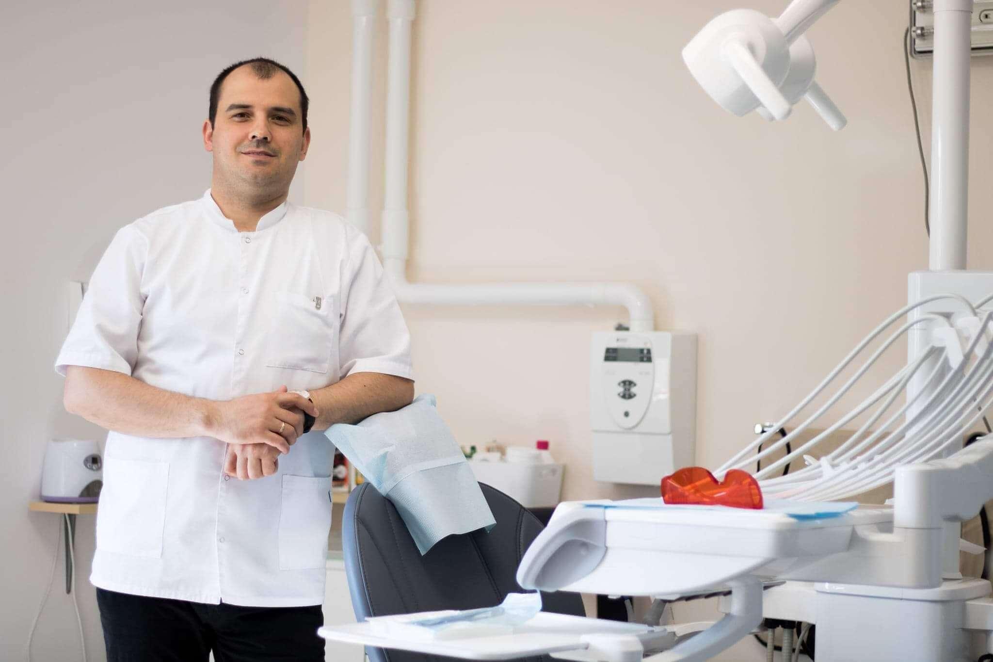 Dentysta Koszalin Artem Kovalenko