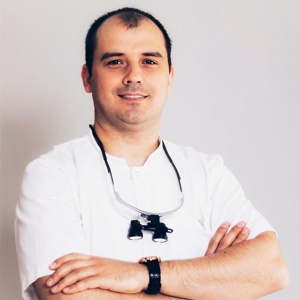 Stomatolog Koszalin Artem Kovalenko